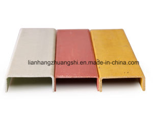 High Strength Flexible Pultrusion Angle Bar FRP pictures & photos