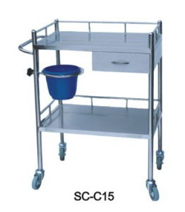 Instrument Trolley (SC-C15)