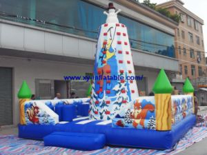 Inflatable Climbing Sports