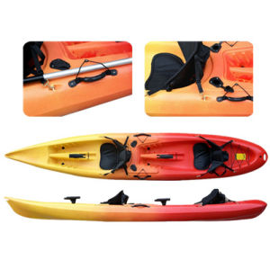 Fishing Kayak, Sit-on-Top Double Seaters