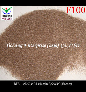 Brown Aluminium Oxide for Surface Preparation pictures & photos