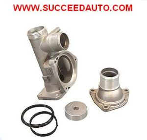 Thermostat Housing Thermostat Cap Coolant Flange Water Flange