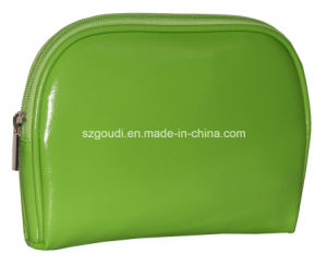 Discount PVC Waterproof Promotional Fashion Ladies Travel Makeup Cosmetic Bag