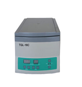 High Speed Centrifuge (TGL-16C)