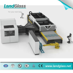 Landglass Force Convection Horizontal Glass Tempering Furnace pictures & photos