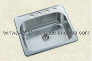 Stainless Steel Sink (WH-86456)