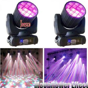 12PCS*10W Colorful LED Beam Moving Head Light for Stage / DJ / Disco / Nightclub pictures & photos