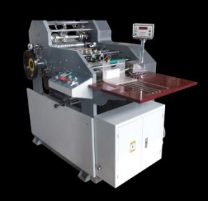 Automatic Red Paper Bag Making Machine (ZD-248)