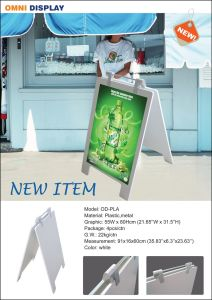 Display Stand Banner Outdoor (OD-PLA) pictures & photos