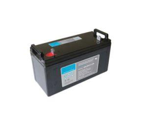 12V120ah Long Life Gel Lead Acid Solar Battery pictures & photos