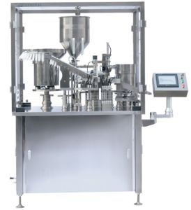 Filling and Closing Machine for Veterinary Pharmaceutical Syringes (GSL 30-1N) pictures & photos