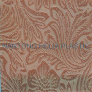 Embossed PVC Film (HL022-5) pictures & photos