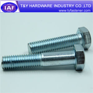 Carbon Steel DIN 933 DIN 931 DIN 6914 ISO 4014 Hex Head Bolts pictures & photos