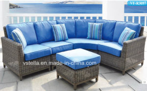 Finest Modern Rattan Wicker Aluminum Garden Outdoor Furniture pictures & photos