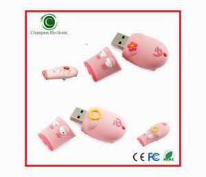 Customized PVC USB Flash Disk 8GB 16GB