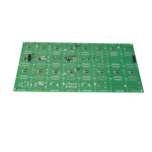 F5.0 RG Indoor DOT Matrix Module 64X32 Dots Size Is 488X244mm P7.62 LED with Hub08, 1/16 Scan pictures & photos