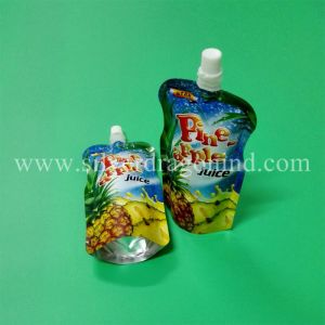 250ml Juice Stand up Spout Pouch pictures & photos