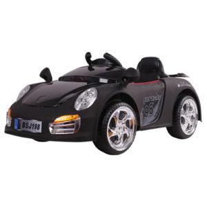 four light wheels electric kids rc car for sale