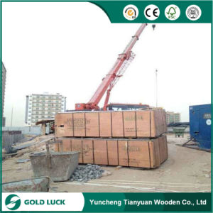 12mm/14mm/16mm/18mm Phenolic Film Faced Plywood for Construction pictures & photos