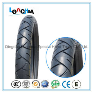 High Cost Performance Natural Rubber T/T T/L Motorcycle Tire pictures & photos