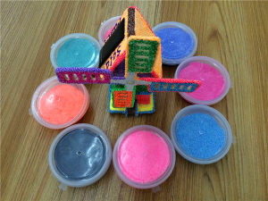 Foam Ball Clay Magic Foam Play Dough Modeling Clay/24 Colors Kids Play Dough pictures & photos