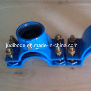 Wide Range Saddle Clamp with Ss Bands pictures & photos