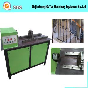 Two in One Torsion and Twisting Machine/Ornamental Iron Basket Twist Machine pictures & photos