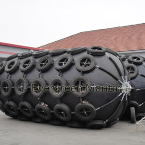 Floating Type Pneumatic Rubber Fenders Supplied in China pictures & photos