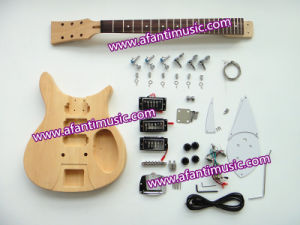 Afanti Music Rick Style Electric Guitar Kit (ARC-923K) pictures & photos