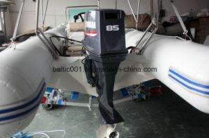 Rigid Inflatable Fiberglass Boat 520 Rib Ce pictures & photos
