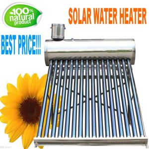 Acero Inoxidable Calentador De Agua, Solar Water Heater, Solar Collector pictures & photos