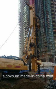 CFA Drilling Machine Original CAT TR250W Rig Foundation Pile pictures & photos