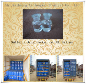 High Quality Nitric Acid 68% pictures & photos