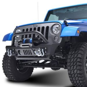 No. 1 Front Bumper for Jeep Wrangler 07+ pictures & photos