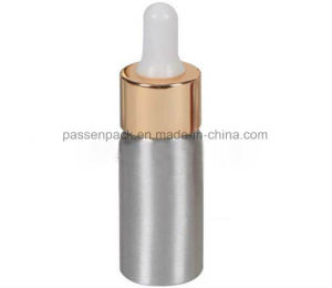 Aluminum Dropper Bottle for Comsetic Essence Liquid Packaging (PPC-AEOB-013) pictures & photos