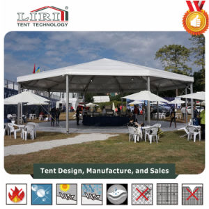 Wholesale Frame Hexagon Tent Structure for Outdoor Event From Factory pictures & photos