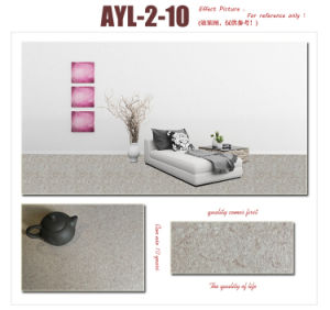 PVC Floor Covering/ Indoor Marble Vinyl Roll/ Plastic Flooring pictures & photos
