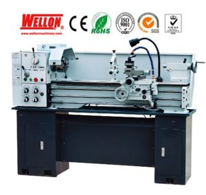 Variable Speed Bench Lathe Machine (Lathe CZ1340V/CZ1440V/CZ1237V) pictures & photos