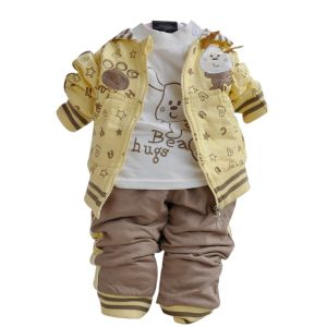 Cute Baby Suits, Cotton Baby Clothing Sets pictures & photos