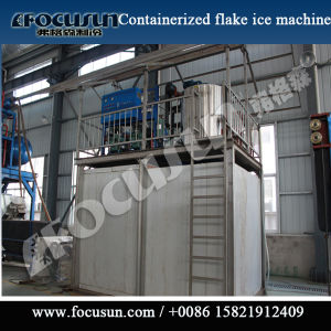 Flake Ice Maker with High Quality pictures & photos