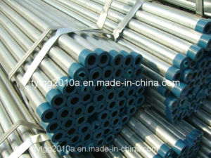 BS1387 Hot Dipped Galvanized Steel Tube pictures & photos