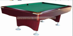 Snooker Table for Sale Pool Table Billiard Table (NC-BT019) pictures & photos