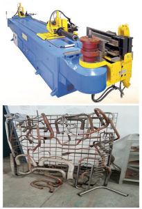 CNC Aluminum Pipe Bending Machine pictures & photos