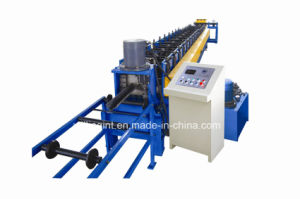 Small Size C Purlin Machine Cold Used Roll Forming Machine pictures & photos