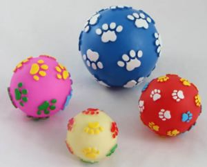Food Printed Dog Ball Dog Toys Pet Toys pictures & photos