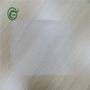 Sb3210 Woven Fabric PP Secondary Backing for Artificial Turf (White)