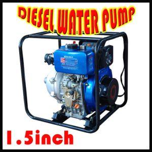 5.5HP Diesel Water Pump/ 1.5-Inch Water Pump pictures & photos