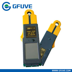 Handheld Single-Phase Energy Meter Calibrator at Worksite pictures & photos