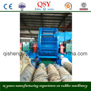 Rubber Crushing Machine for Recycling Waste Tyres with Ce pictures & photos