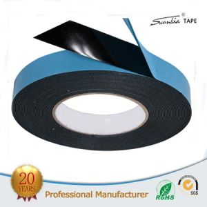 5 Days Delivery Time! Double Sided Solvent Self Adhesive PE Foam Tape pictures & photos